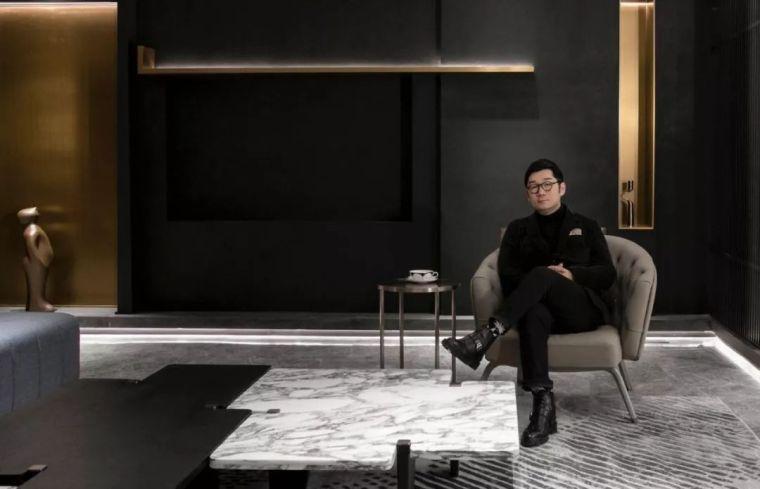 北京300m²顶级大平层改造设计,演绎意式极致奢华