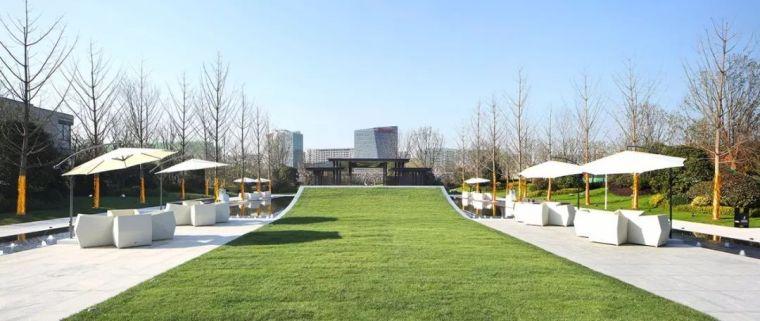 居住区|杭州示范区景观设计项目盘点_56