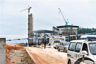 广州在建热电厂坍塌事故,致9人遇难!