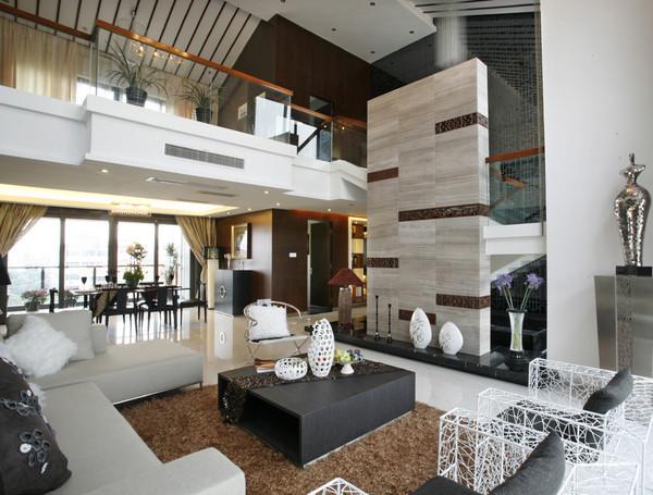 家装日记:新中式风格别墅——韵味十足