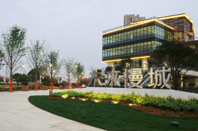 长沙松雅湖·未来漫城景观-5