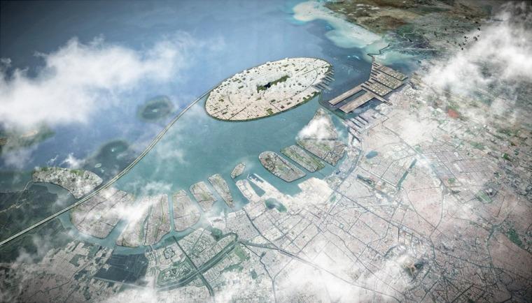 雅加达绿色曼哈顿总体规划-9