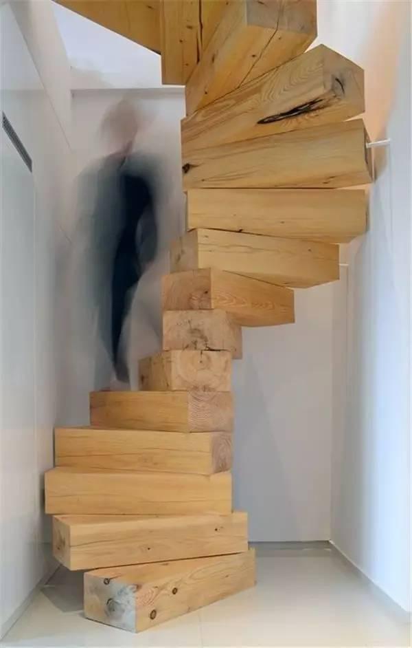 家里再小,都能装个楼梯_14