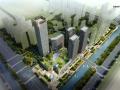 [四川]现代风格中央商业广场建筑设计方案文本