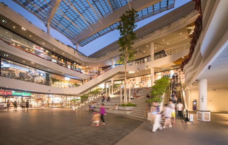 泰国Megabangna山谷购物中心实景图 (13)