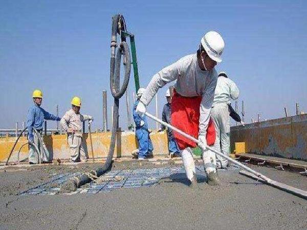 商品混凝土施工质量控制要点