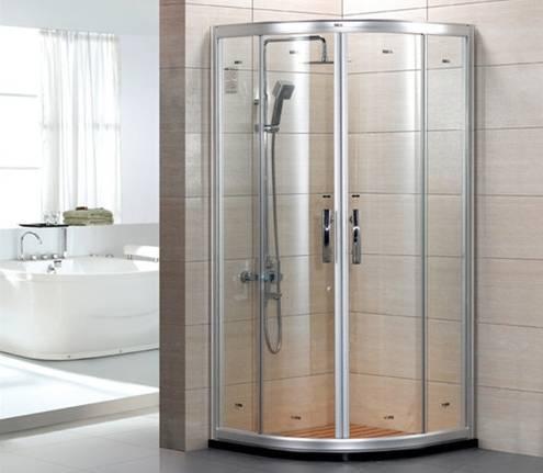 淋浴房尺寸大全及坡度标准,装修必看!