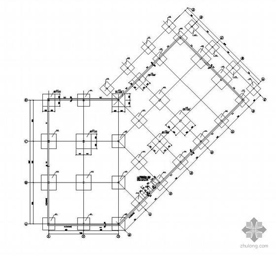 某钢结构二层别墅