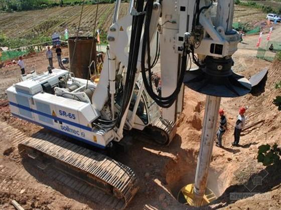 [广西]输油管道锤击预应力管桩基础施工方案