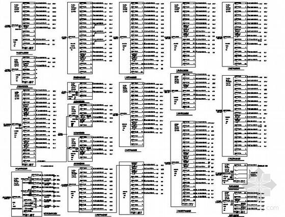 某食堂电气图