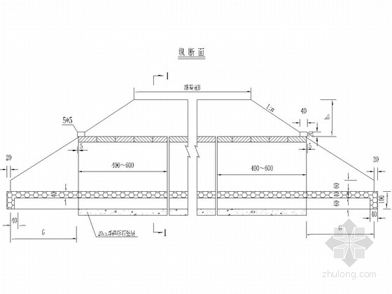 钢筋砼盖板暗涵设计通用图22张