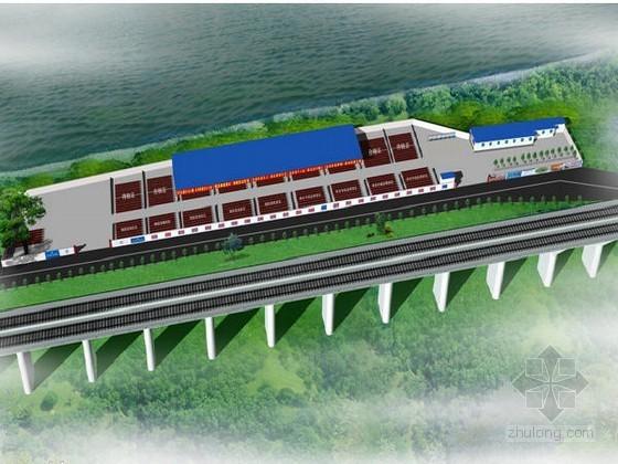[甘肃]铁路客专枢纽实施性施工组织设计152页(路桥隧)