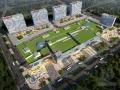 [上海]松江新城地标性商业中心景观环境设计概念方案