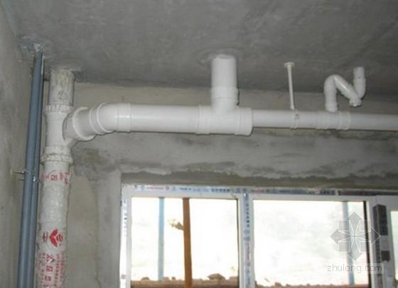 房建给排水工程指导性监理细则(范本 参考价值高)