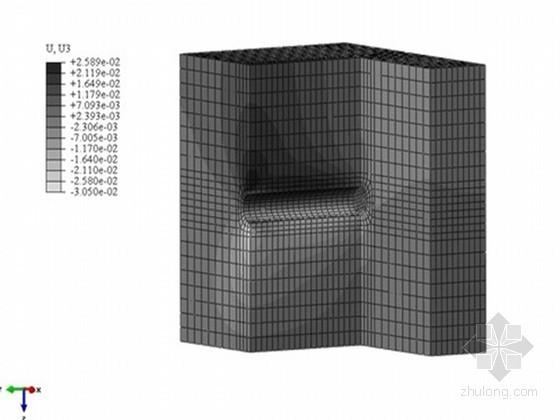 U隧道施工资料下载-[硕士]复杂地层平行顶管施工的环境效应研究