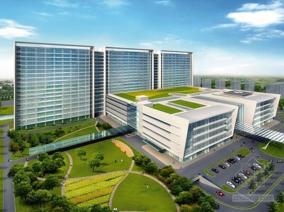 [江苏]知名大学附属医院规划设计方案文本(含CAD 知名建筑设计院)