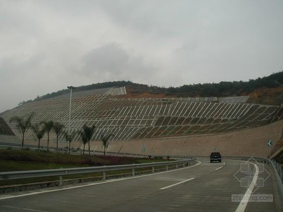 [福建]高速公路路基高边坡专项施工方案