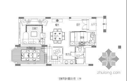 [广州]某山庄别墅设计图纸(含效果)