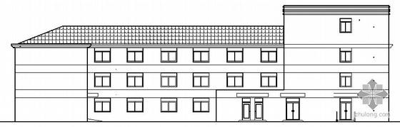 某三层老年公寓建筑施工图