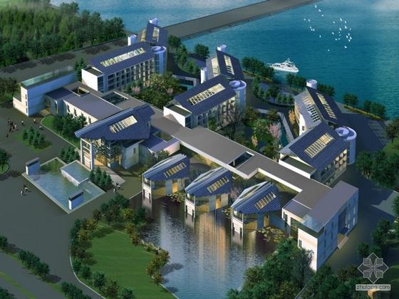 [嘉兴]某度假酒店建筑方案文本