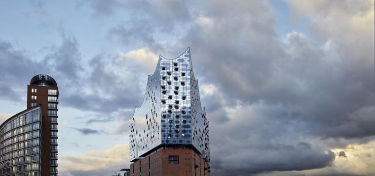 汉堡易北爱乐音乐厅 汉萨都市的全新地标式建筑