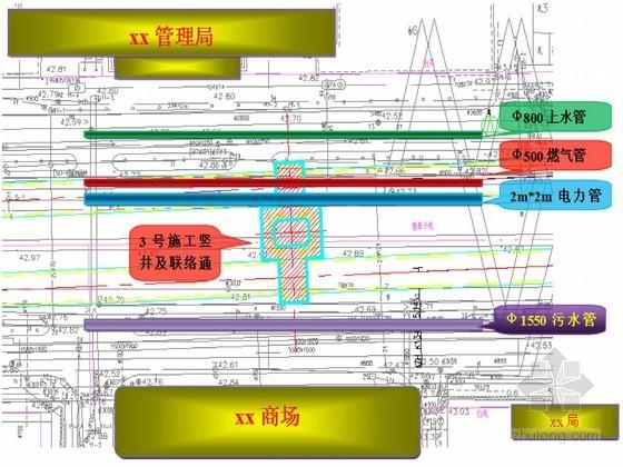 [北京]地铁区间施工竖井及联络通道安全专项施工方案61页附CAD图(矿山法)