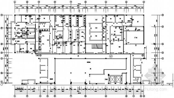 宁波某医院智能化系统工程全套图纸