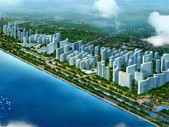 [杭州]魅力三江滨水休闲景观规划设计方案
