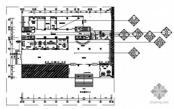 某办公楼装饰装修成套图
