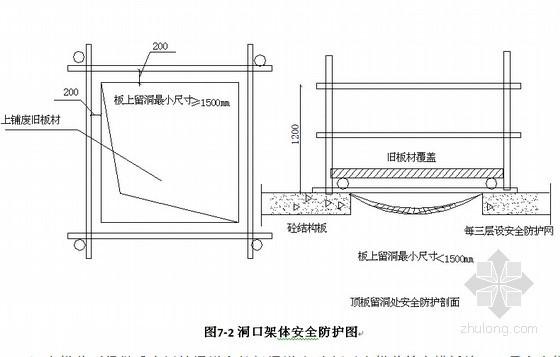 [福建]框架结构住宅楼工程外脚手架工程施工方案(63页)
