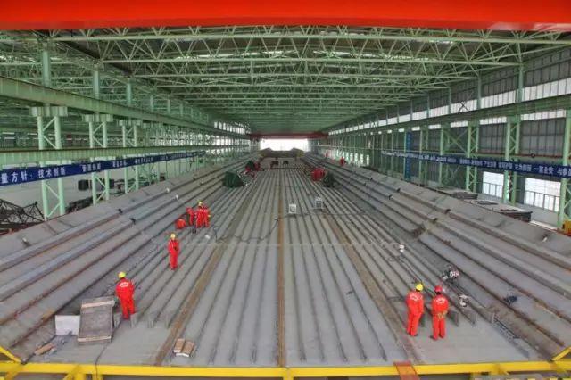 港珠澳大桥钢箱梁原来是这样建成的!_11