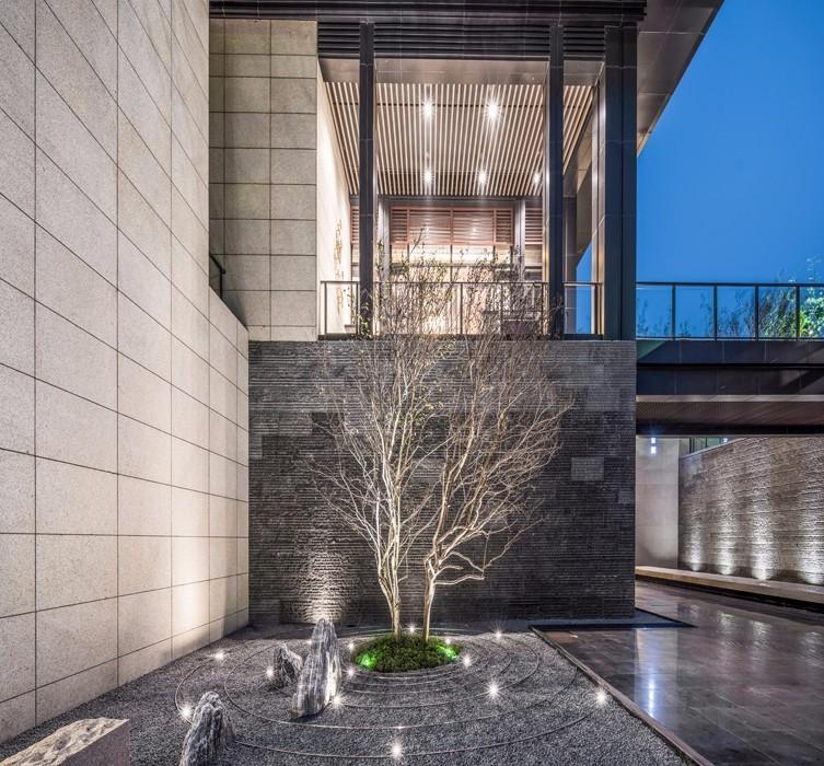 南京新城住宅新中式住宅景观-1 (16)
