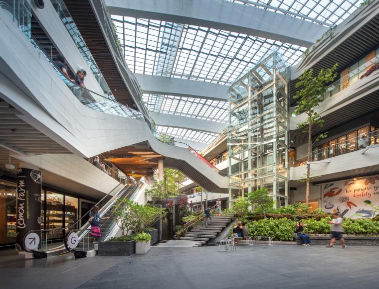 泰国Megabangna山谷购物中心实景图 (22)