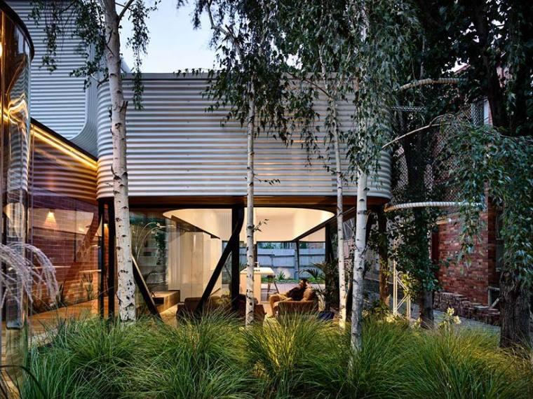 澳大利亚充满活力街上的kingbill住宅-11