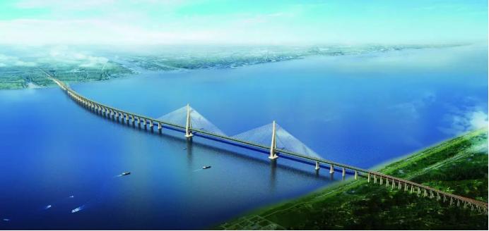 沪通长江大桥BIM技术应用