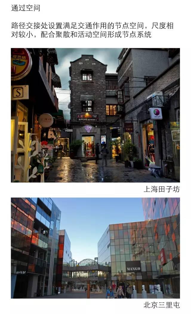 太古里、三里屯、新天地、田子坊等开放式商业街区设计最全解构_26
