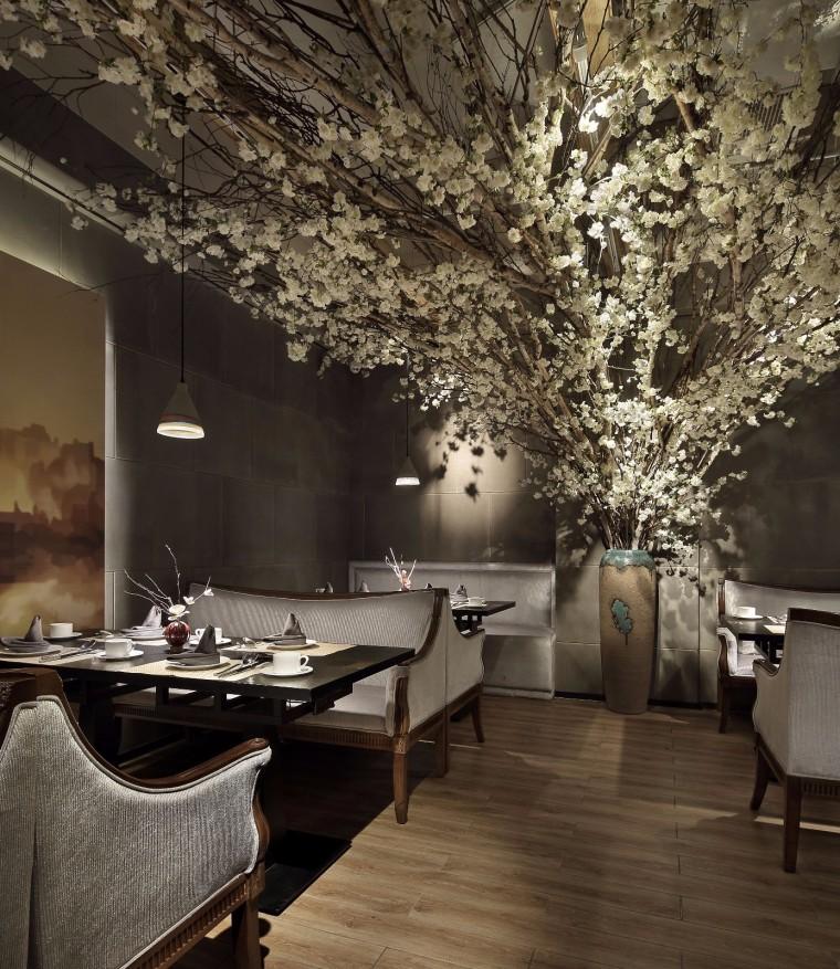 郑州东方天使茶咖啡融合餐厅-6