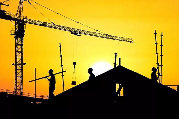 建筑工程施工工艺流程图解(图文丰富)