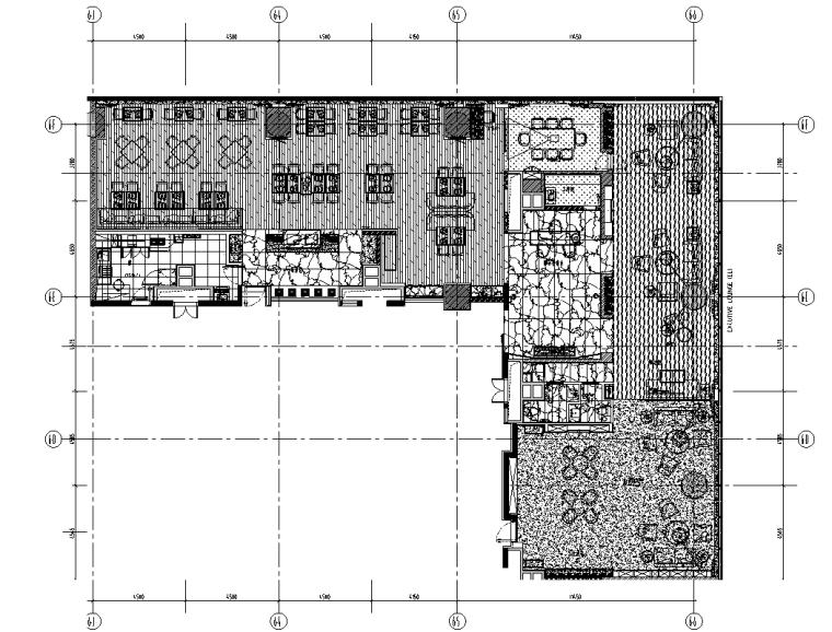 [CCD&洪涛施工]希尔顿酒店行政客房层竣工图+设计方案+酒店介绍