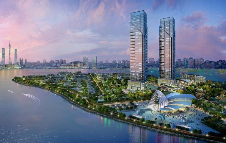 连云港渔业公司办公楼施工组织设计(含建筑结构图,横道图,施工