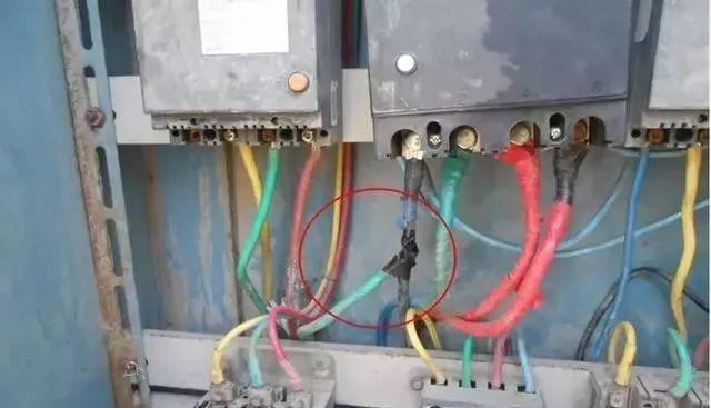 建筑施工现场临时用电安全隐患,全都是错误做法!_18