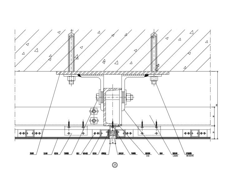 13张铝板幕墙节点详图