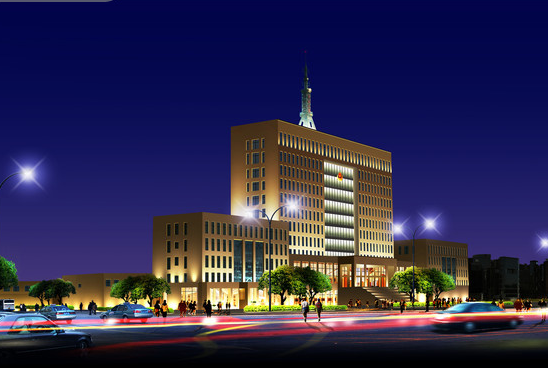 办公楼夜景照明工程施工组织设计