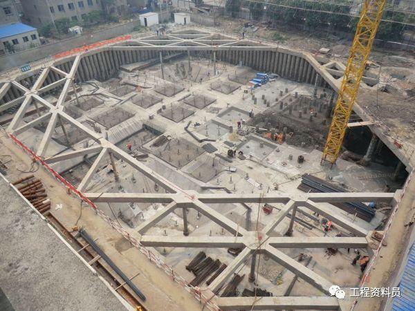 各种桩基础施工验收资料、基坑支护验收资料_2