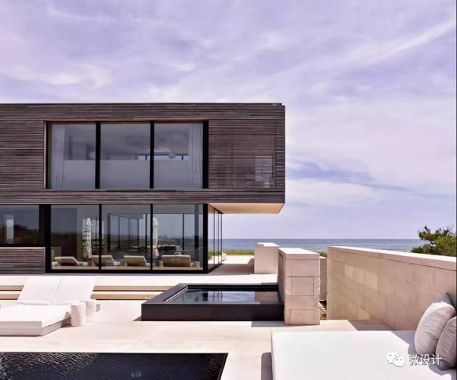 极简的顶级别墅设计