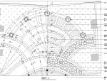 深圳商业大楼屋顶花园东区景观工程施工图