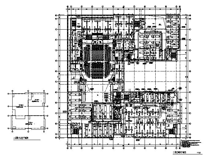 四层综合楼暖通空调施工图(含消防、排烟系统)_5