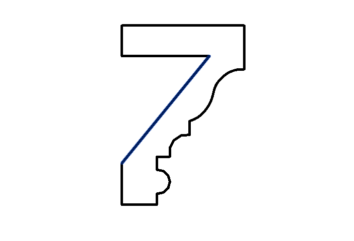 BIM族库-建筑-场地建模族-构造轮廓(rfa,共69个)