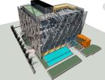 bentley建筑项目bim方案(48页)