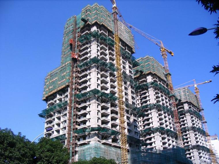 建筑起重机械安全培训(塔式起重机-施工升降机)